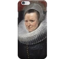 Anthony van Dyck - Portrait of a Married Couple  1617–1618 iPhone Case/Skin