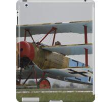 Fokker DR.1 Triplane iPad Case/Skin