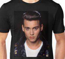 Johnny Depp Vintage Unisex T-Shirt