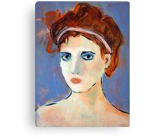 The eighties Canvas Print