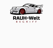RWB Turbo (white) Unisex T-Shirt