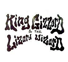 King Gizzard & The Lizard Wizard Photographic Print