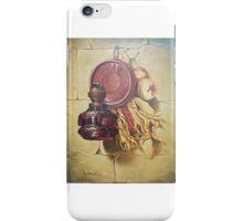 Old lamp iPhone Case/Skin