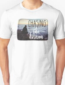 Chasing the Horizon Unisex T-Shirt