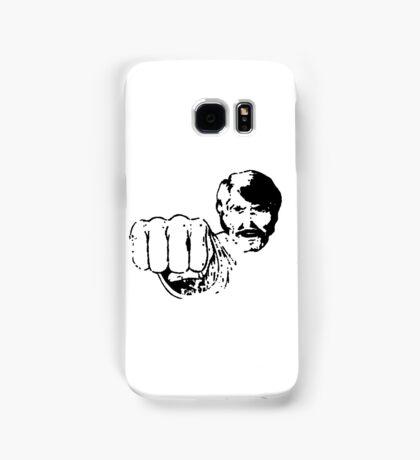 Black Belt Hero Samsung Galaxy Case/Skin