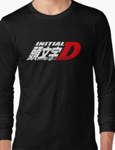 Initial D Long Sleeve T-Shirt