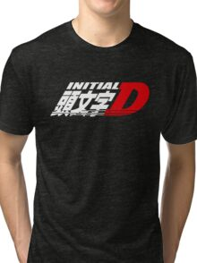 Initial D Tri-blend T-Shirt