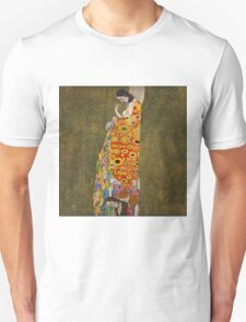 Klimt - Hope . Klimt , Woman  Unisex T-Shirt