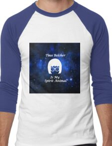 Tina Belcher  Is My Spirit Animal  Men's Baseball ¾ T-Shirt