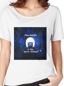 Tina Belcher  Is My Spirit Animal  Women's Relaxed Fit T-Shirt