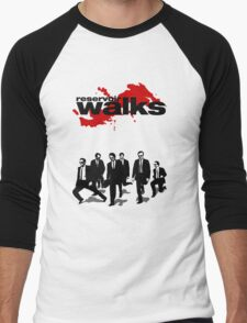 Reservoir Walks Men's Baseball ¾ T-Shirt