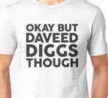 Daveed Diggs tho. Unisex T-Shirt