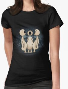 Ancestor Song Womens Fitted T-Shirt
