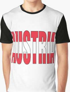 Austria Graphic T-Shirt
