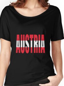 Austria Women's Relaxed Fit T-Shirt