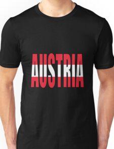 Austria Unisex T-Shirt