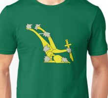 The original Starry Plough flag flown during the Easter rising Unisex T-Shirt