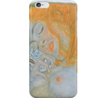 Gustav Klimt  - Danae iPhone Case/Skin