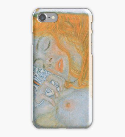 Gustav Klimt  - Danae iPhone Case/Skin