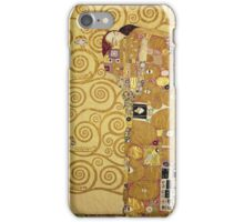 Gustav Klimt  - The Embrace iPhone Case/Skin