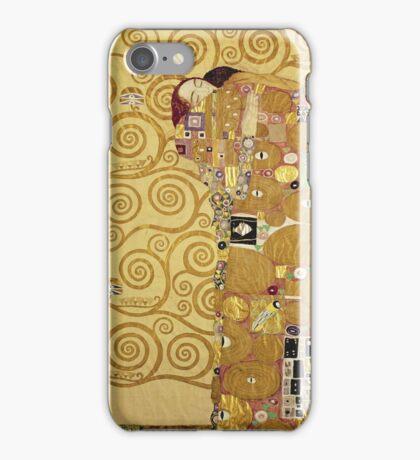 Gustav Klimt  - The Embrace iPhone Case/Skin