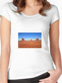 Valley Women's Fitted Scoop T-Shirt