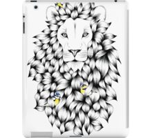 'Lion' (King of the Jungle) iPad Case/Skin
