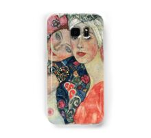 Gustav Klimt  - Women Friends Samsung Galaxy Case/Skin