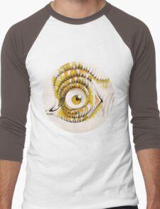eye number 28 Men's Baseball ¾ T-Shirt