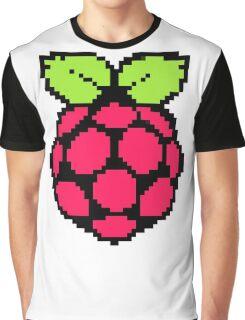 Raspberry Pi 8-Bit Graphic T-Shirt