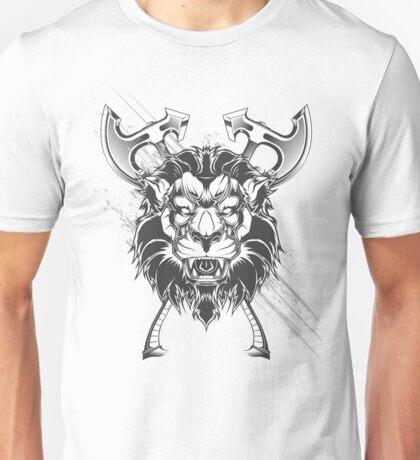 Wild lion Unisex T-Shirt