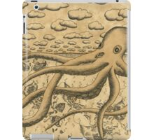 payback coffee ink iPad Case/Skin