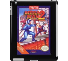 Mega Man 2 nes iPad Case/Skin