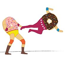 Dropkicks and Donuts by Kate Foray