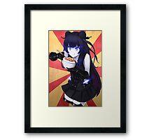Light Cruiser Oni Framed Print