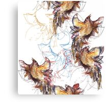 Lord of the Birds Canvas Print
