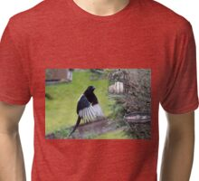 One for sorrow - image 2 Tri-blend T-Shirt