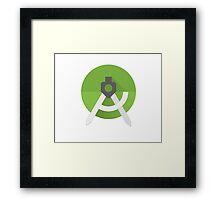 android studio Framed Print