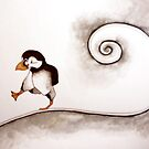 Marching Puffin by Stormswept
