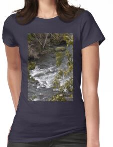 Gorge Water Womens Fitted T-Shirt