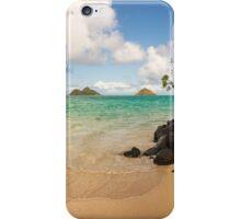 Lanikai Beach 1 - Oahu Hawaii iPhone Case/Skin