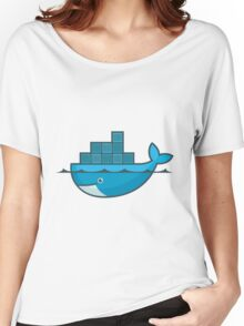 docker Women's Relaxed Fit T-Shirt