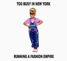 MICHELLE TANNER FASHION EMPIRE - FULLER HOUSE Unisex T-Shirt