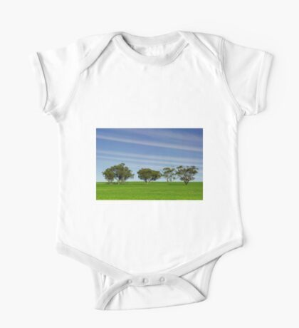 Childhood Landscape... One Piece - Short Sleeve