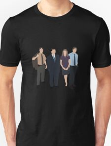 The Office US - Line Up T-Shirt