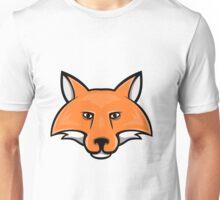 Fox Head 2 Unisex T-Shirt
