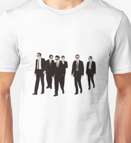 Reservoir Dogs - Walking Unisex T-Shirt