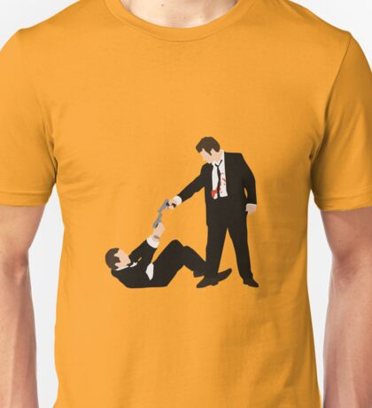 Reservoir Dogs - Shoot Out Unisex T-Shirt
