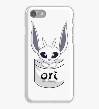 Ori And The Blind Forest, Ori pocket iPhone Case/Skin
