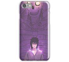 Sasuke Uchiha - Susanoo iPhone Case/Skin
